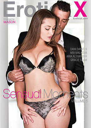 Sensual Moments Vol 5 Dvd Cover