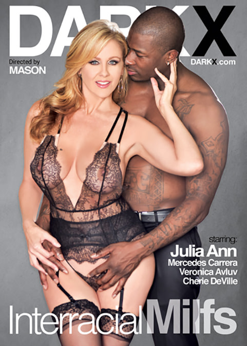Interracial Milfs Dvd Cover