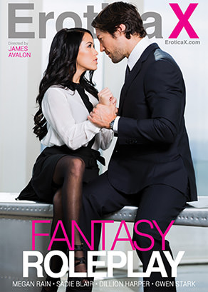 Fantasy Roleplay Dvd Cover