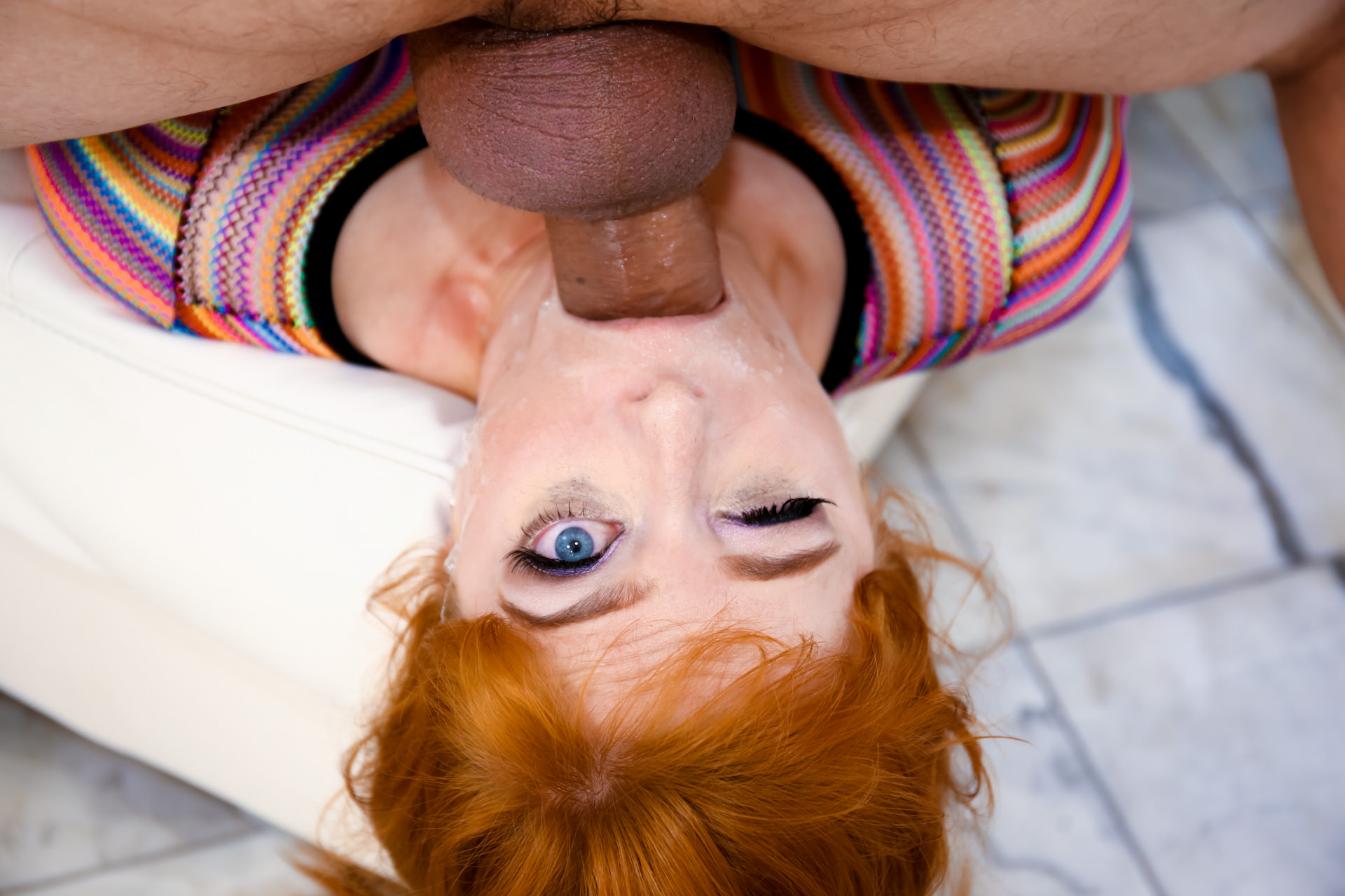 Penny Pax Throated