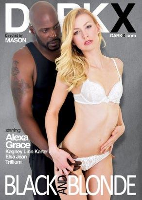 Black & Blonde Dvd Cover