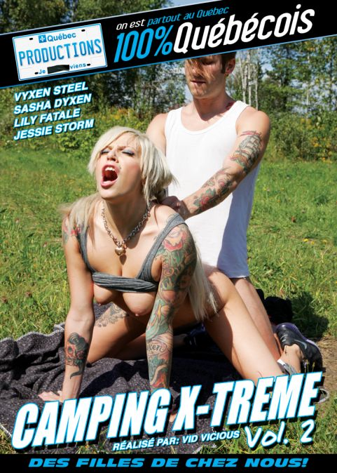 Camping X-treme #02 Dvd Cover