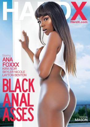 Ebony anal movie