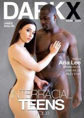 Interracial Teens Vol. 6 Dvd Cover