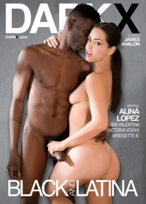 Black And Latina Dvd Cover