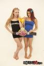 Avril Hall vs Elektra Foxx, picture 82 of 227