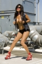 Rooftop Photoshoot With Sunny Leone picture 12
