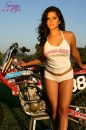 Motorcross White Photoshoot picture 4
