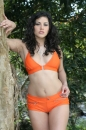 Orange Outfit Outside picture 3