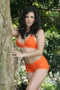 Orange Outfit Outside picture 8