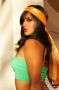 Orange Bandana picture 4