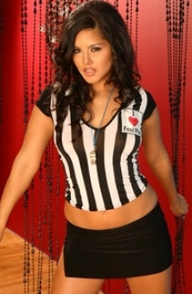 Foul Play Referee Picture