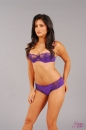 Purple Lingerie Tease picture 6