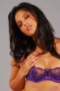 Purple Lingerie Tease picture 12