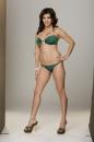 Green Bikini Sunny picture 18