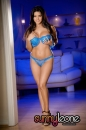 Blue Lingerie In Blue Room picture 21