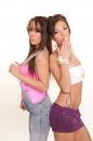 The Lane Sisters In 'Sassy Look' picture 4